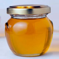 4oz Honey Pot Baby Shower Party Favor