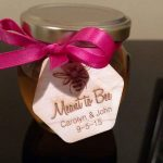 4oz. Honey Pot with custom Tag