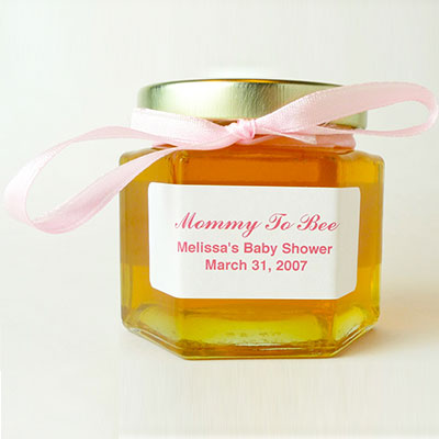 Baby Shower label picture #12