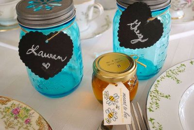 10 Wedding Table decoration and place setting ideas