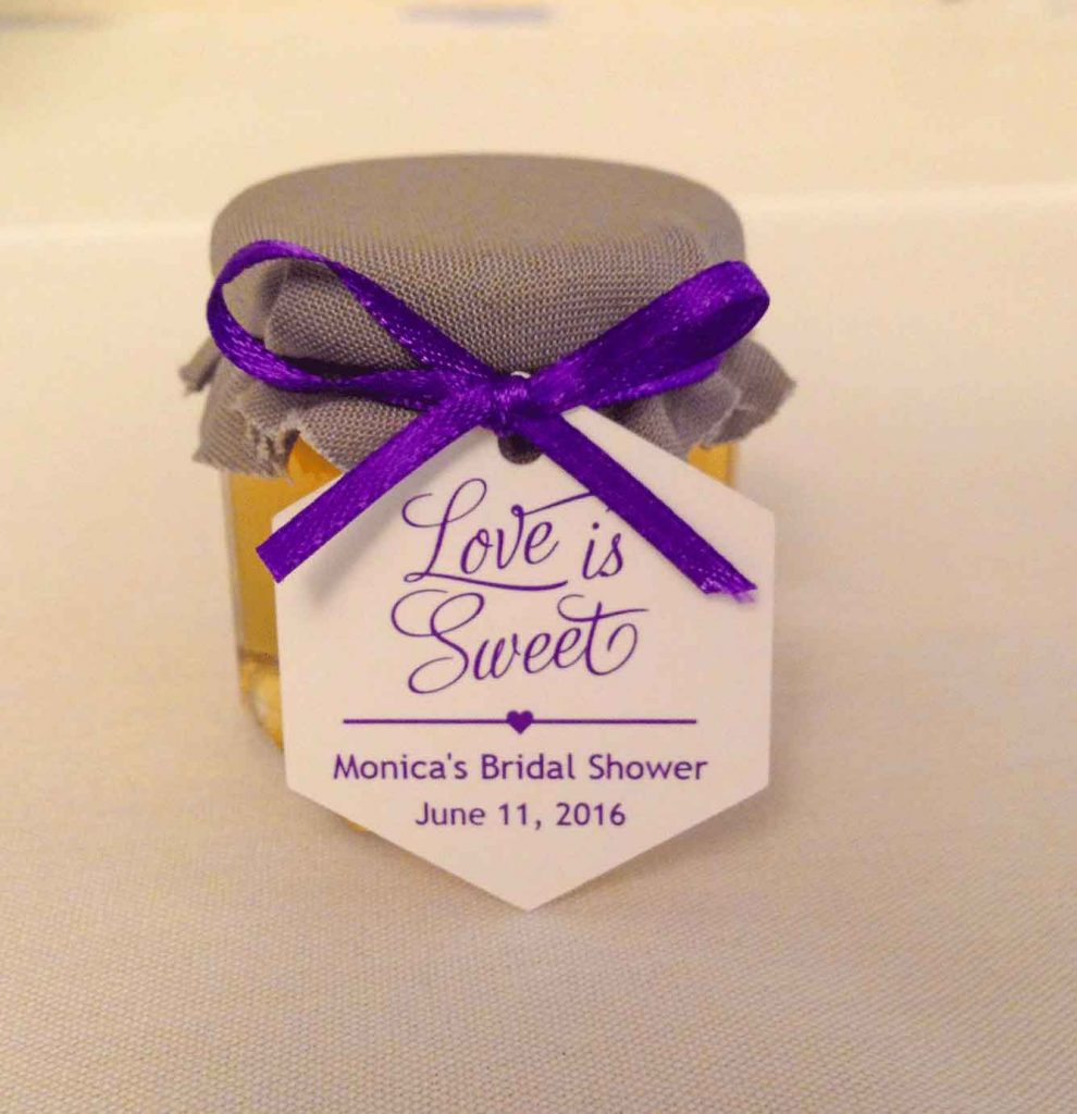 When To Order Wedding Favors