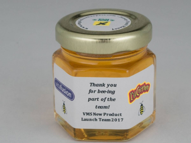 Corporate Gift Honey Jar Party Favor