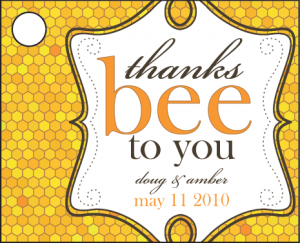 Thanks bee to you Tag & Top 2016 Wedding Trends