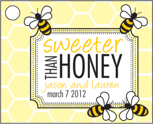 Sweeter than Honey Tag & 2016 wedding Trends