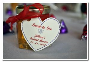 Heart Shaped Tags For Wedding Favors